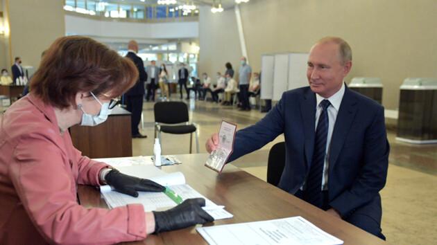 """Мэр в России проголосовала против """"обнуления"""" Путина: ее бюллетень """"отфотошопили"""""""