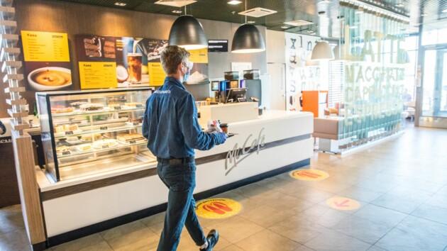 Как рестораны используют бесконтактное обслуживание в условиях карантина