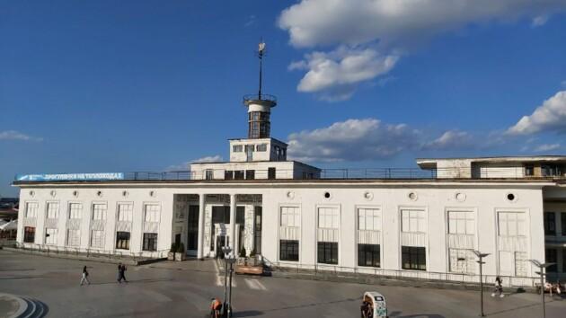 С речного вокзала Киева исчезло название: что произошло (фото)
