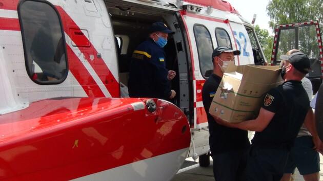 Остаются подтопленными сотни домов: новые данные о масштабах стихии на западе Украины (фото, видео)