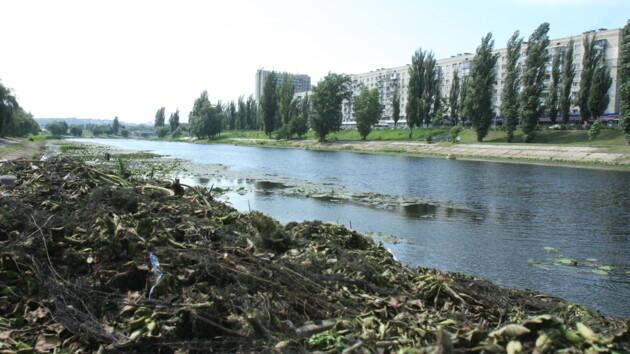 В Киеве на ремонте Русановского канала разворовали 1 миллион гривен