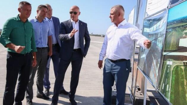 Труханов: новый аэропорт - один из самых масштабных проектов за всю историю Одессы