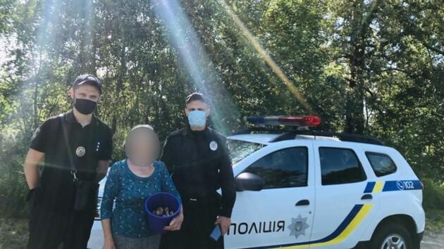 Под Киевом нашли пропавшую 77-летнюю пенсионерку