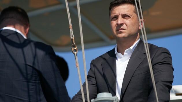 Зеленский получил два админпротокола от НАПК