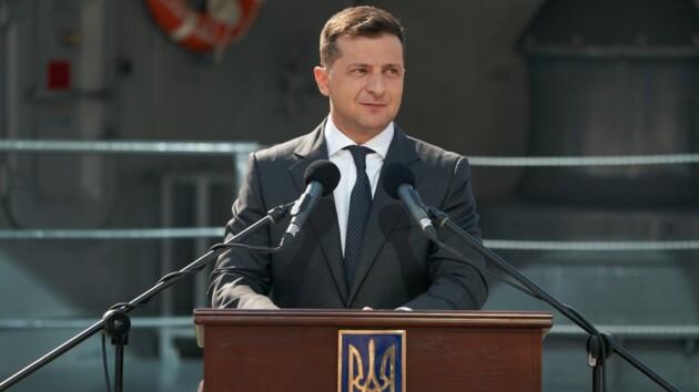 Зеленский поздравил украинцев с годовщиной освобождения Славянска