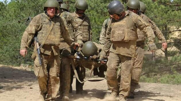 Боевики «накрыли» ВСУ минометным огнем, у военных потери