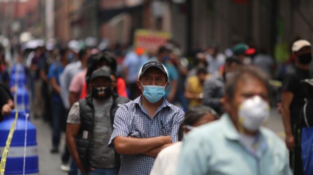 Число инфицированных коронавирусом в мире превысило 12 млн человек