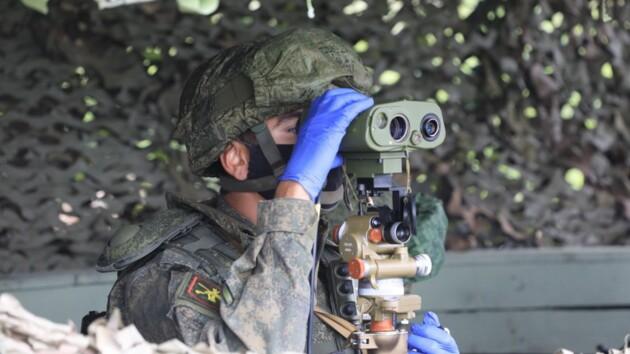 «Больше он там не работает»: видео, как ВСУ засекли корректировщика боевиков