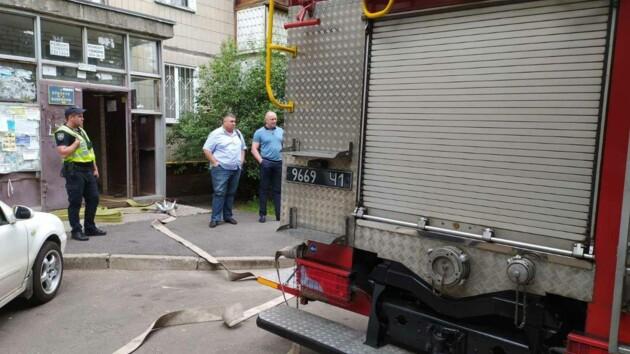 В столичной многоэтажке из-за утечки газа загорелась квартира: подробности