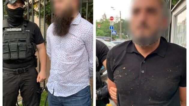 Полиция задержала в Киеве двух российских наемников