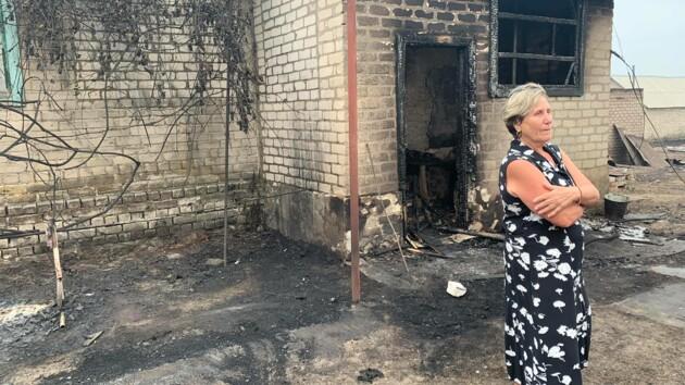 Донбасс в огне: как сейчас выглядит эпицентр масштабного пожара (фото)