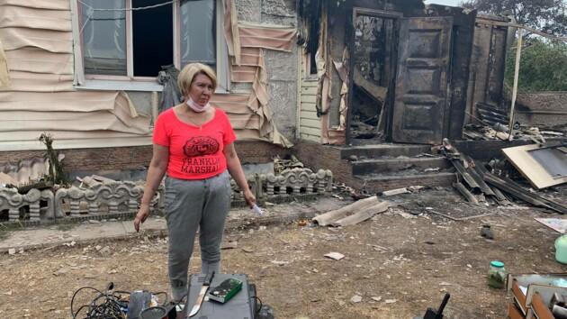 «Есть опасность повторного пожара»: в полиции рассказали, что происходит на охваченном огнем Донбассе