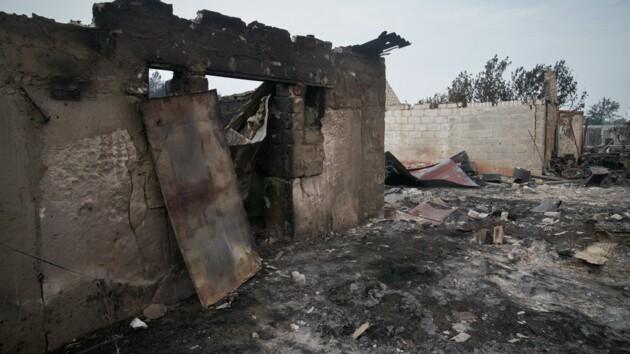 Пожары в Луганской области: появились новые данные о пострадавших и погибших