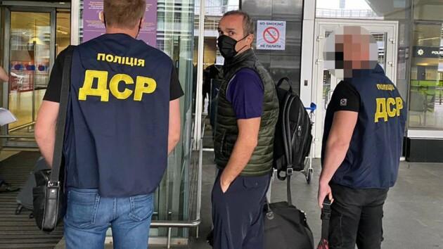 """Из Украины в очередной раз выдворили """"вора в законе"""" Каху Тбилисского"""