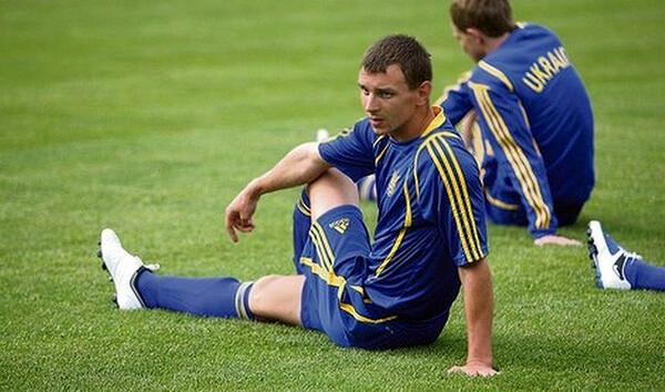 Бывший форвард сборной Украины будет выступать за аматорский клуб со своим гимном