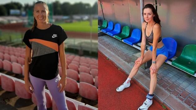 Украинки заняли два призовых места на турнире по легкой атлетике в Чехии