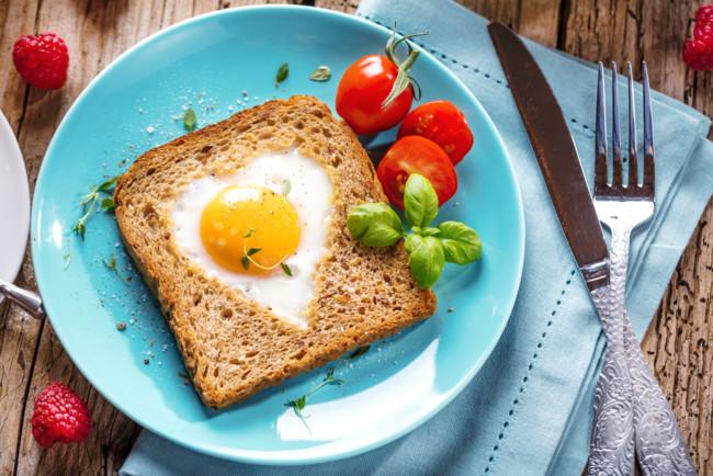 рецепт яєшні