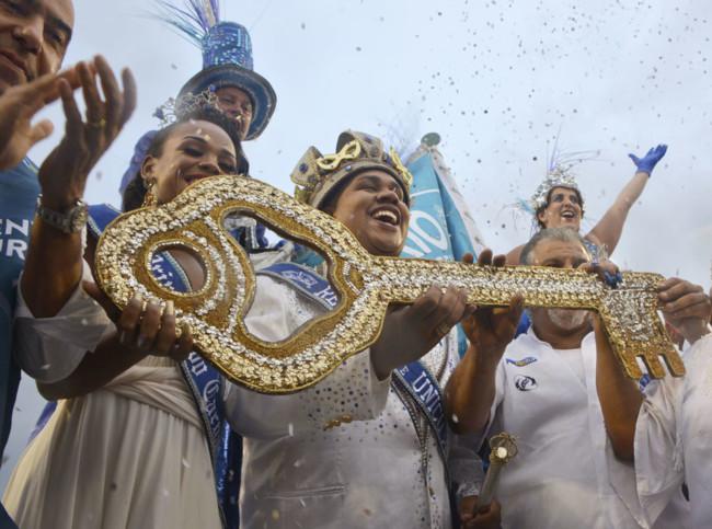 Карнавал в Бразилії