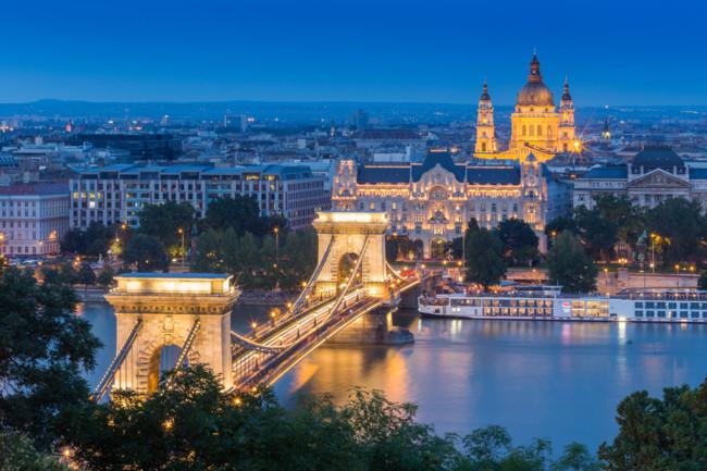 Туристы интересуются отдыхом в Будапеште