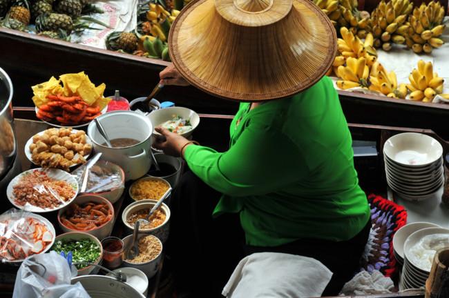 Таиланд считается самой гостеприимной страной