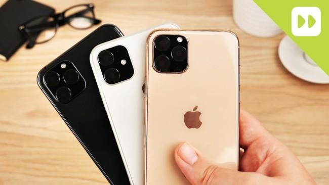 Презентация Apple: компания выпустит iPhone 11 Pro и ...