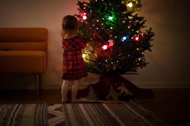 Выбирайте для украшения елки правильные цвета