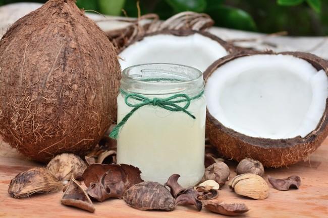 Кокосова олія солодка