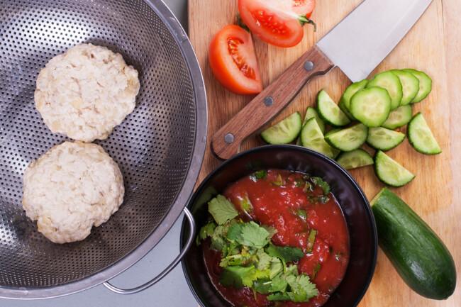 Блюда на пару: рецепты с фото