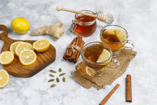 Сбитень с медом