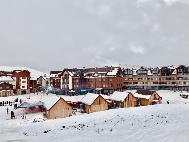 Гірськолижний курорт Гудаурі