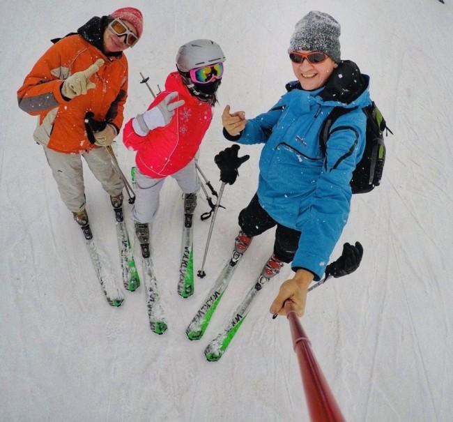 Оренда лиж – 260 гривень за день