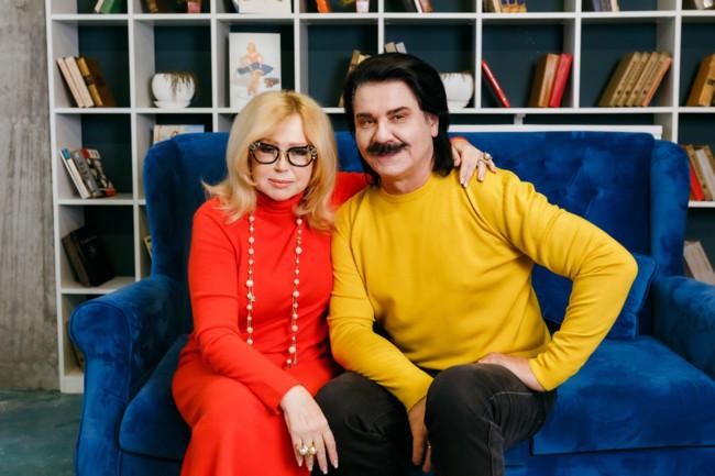Звездные супруги в спецпроекте Сегодня.Lifestyle