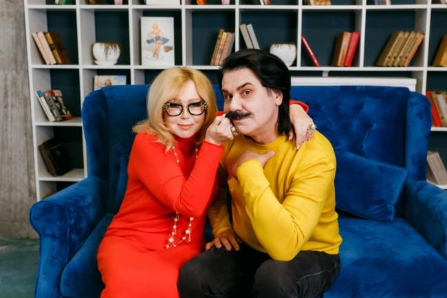 Спустя год после знакомства Зибровы расписались