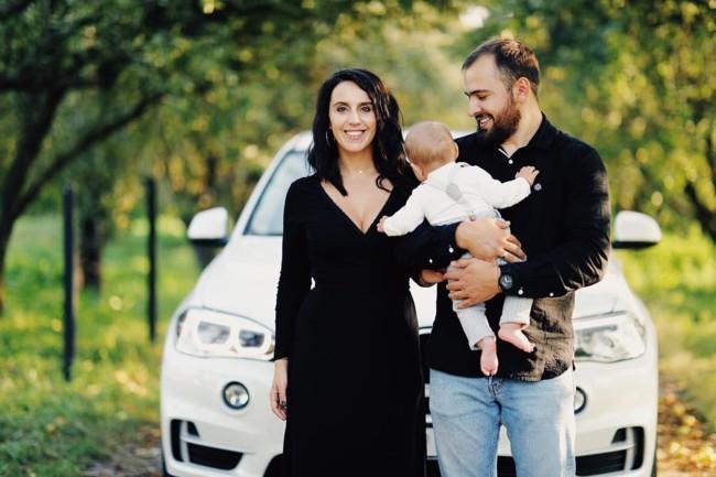 Джамала отдает предпочтение BMW