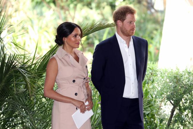 Меган Маркл і принц Гаррі переїжджають з Лос-Анджелеса в інше місто – ЗМІ