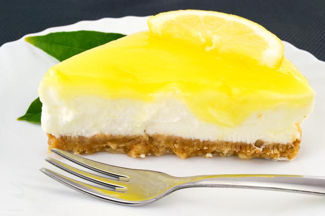 Имбирно-лимонный чизкейк