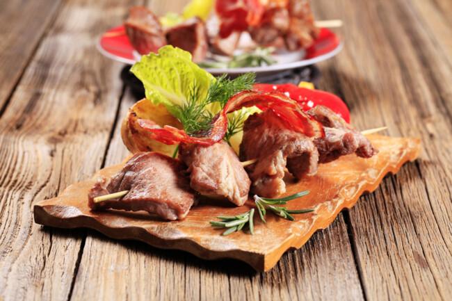 Шашлык из баранины: рецепт с фото
