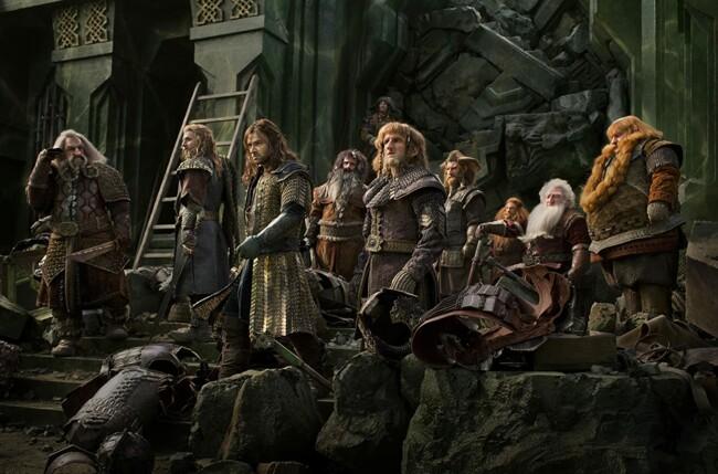 """Кадр з фільму """"Хоббіт: Битва п'яти воїнств"""""""