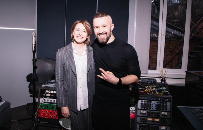 У дуеті з Сергієм Бабкіним: Олена Кравець презентувала свій перший сингл