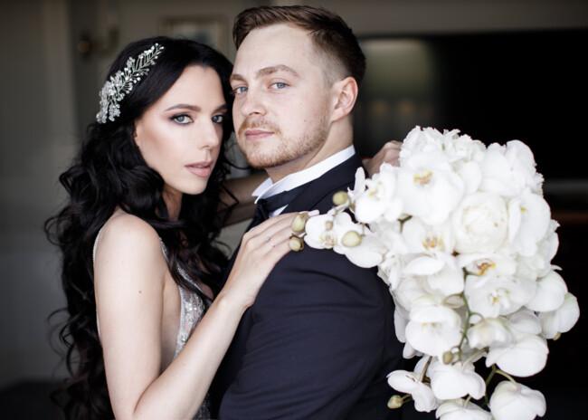 Племінниця Софії Ротару вийшла заміж і показала свого обранця: перші фото молодят
