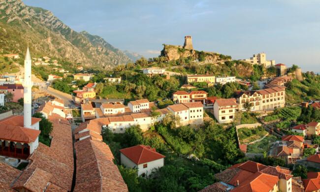 Відпочинок в Албанії восени-2020