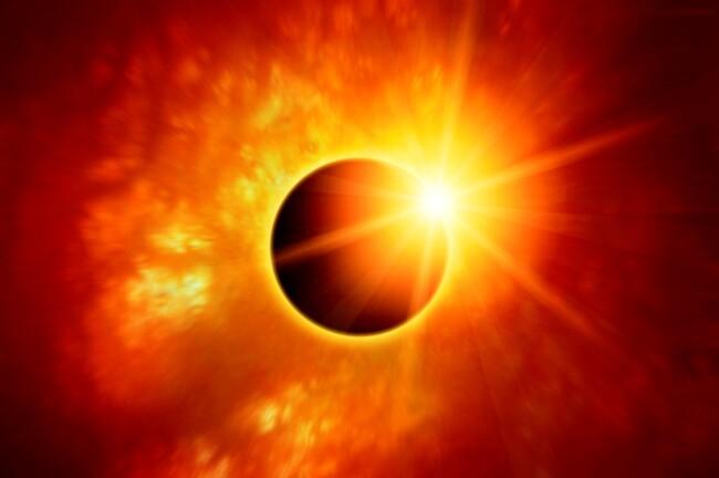 Солнечное затмение 21 июня 2020 года