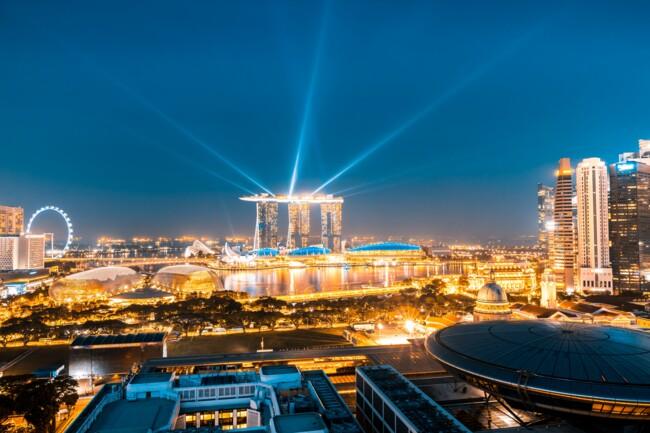 Сингапур стал лучшим в мире местом для работы и бизнеса