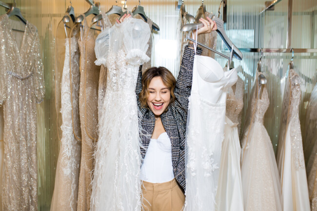 """""""Я розплакалася, коли одягнула весільну сукню"""": Даша Квіткова зворушливо про майбутнє свято"""