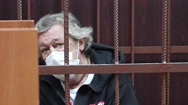 Михаил Ефремов выбрал колонию, в которой хочет отбывать срок