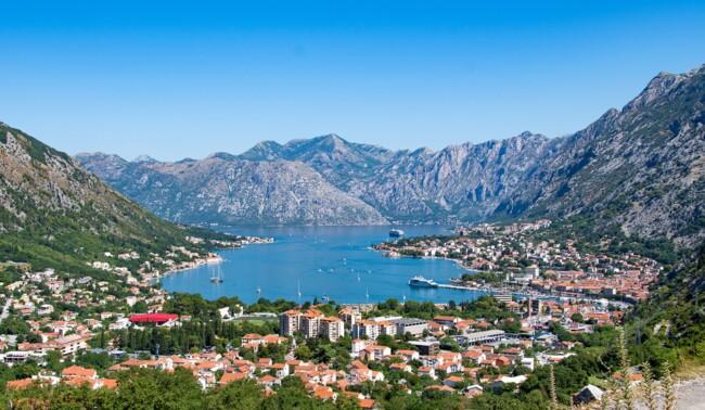 Відпочинок в Чорногорії восени-2020