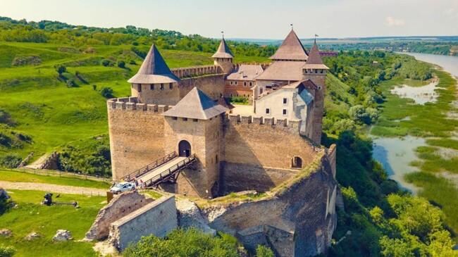 Замки Украины - список лучших крепостей, фото | СЕГОДНЯ