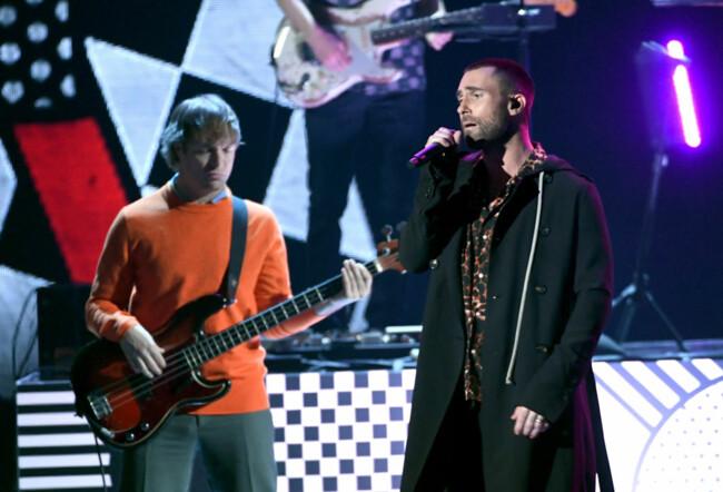 Учасника групи Maroon 5 заарештували за звинуваченням у домашньому насильстві