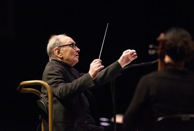 Помер легендарний італійський композитор Енніо Морріконе