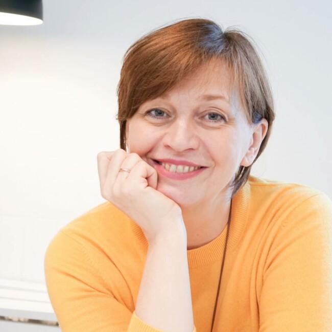 Психолог Оксана Зайкіна
